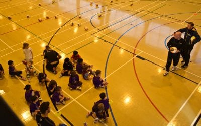 FootieBugs Class (AGES 3-5) at Solihull Sixth Form