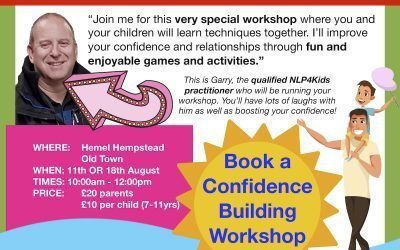 NLP4Kids Family Confidence Workshop