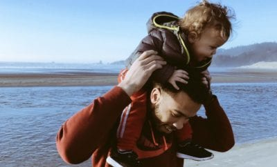 Welcome to the ' Super dad ' – fatherhood with no limits with daddi life