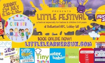Little Festival Sponsored by Club Hub UK