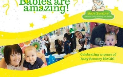 Baby Sensory Bournville