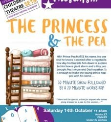 Under 1 Roof – the princess and the pea