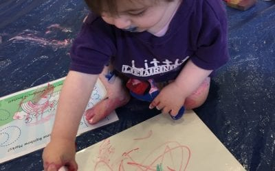 Little Learners North Gosforth Messy Play & Mark Making