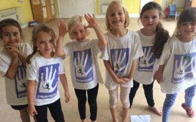 Tessa's Jazz Hands – 4 to 6 years East Sheen