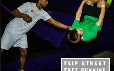 Flip Out E6 Free Running Sessions