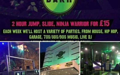 Flip Out E6 – After Dark 2 hour clubbing experience