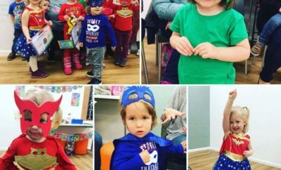 PJ Masks Super Party Week with diddi dance
