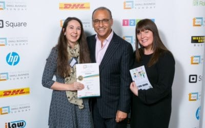 Club Hub UK at the #SBS Event with Theo Paphitis