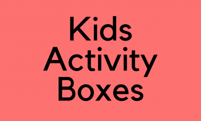 The Best Kids Activity Boxes 2019