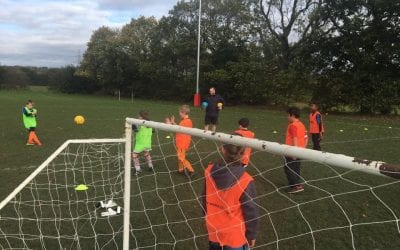 Streetly Football Coaching