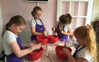 Cookie Kids Holiday Workshops