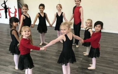 Ballet and Tap Lessons