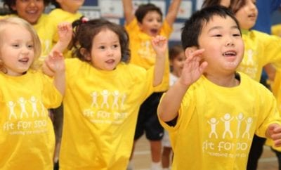 Fit For Sport at Vale Farm Sports Centre