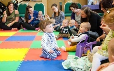 TinyTalk Baby Signing Colchester and Tendring