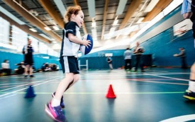 Rugbytots at Harewood