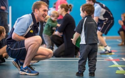 Rugbytots in Bardsey