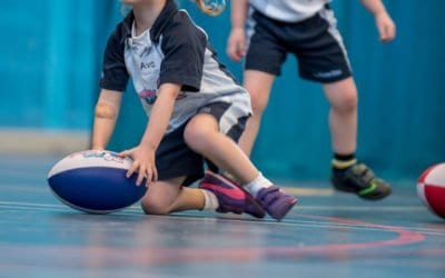 Rugbytots in Roundhay