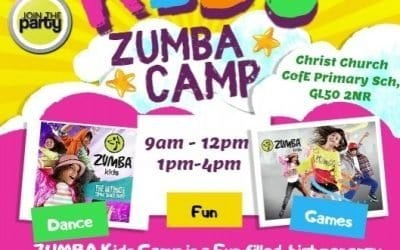Zumba Kids Holiday Camp