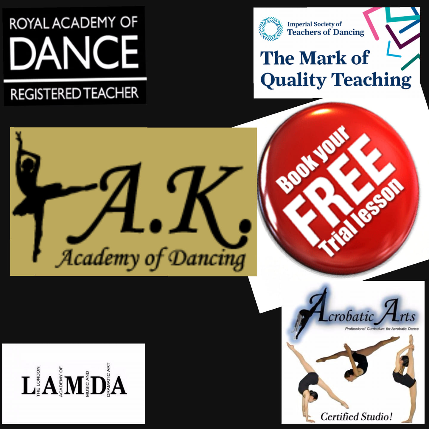 AK Academy of Dancing – Mondays