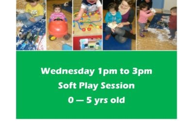KCC Under 5's Soft Play Drop in