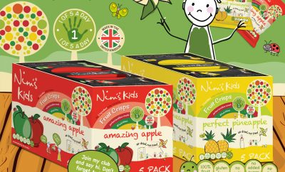 Child's play for Nim's as Waitrose becomes first supermarket to list Kids multi-pack range