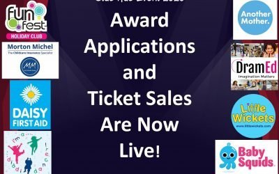 Club Hub Event 2020 – AWARD APPLICATIONS AND TICKET SALES ARE LIVE!