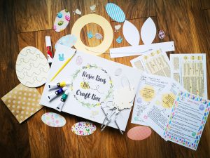 Rosie Bees Craft Boxes