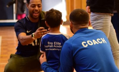 Improving Children's Development with Pro Elite Football Academy