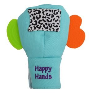 World Autism Awareness Day Special Needs Mouthing Glove with Gummee