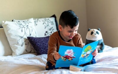 Top Tips for Improving Children's Reading