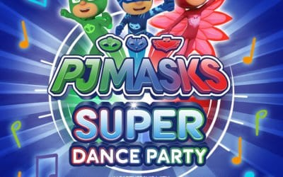 diddi dance Hosts 'PJ Masks Super Dance Party' Classes this October