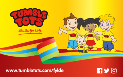 Tumble Tots Lytham (6months -Walking)