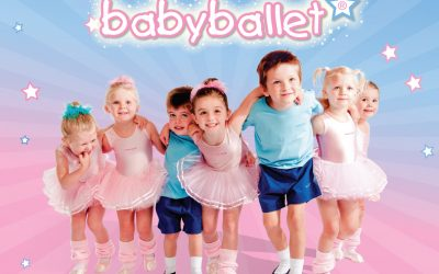 babyballet®️Southwell Movers (3 & 4 yrs)