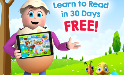 Learn to Read in 30 Days for FREE! – Reading Eggs