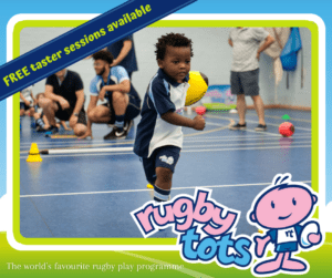 Rugbytots - Rugby Clubs for Kids