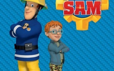 Drusillas Park- Fireman Sam and Norman