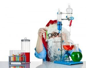 Little House of Science Christmas Kids Activities