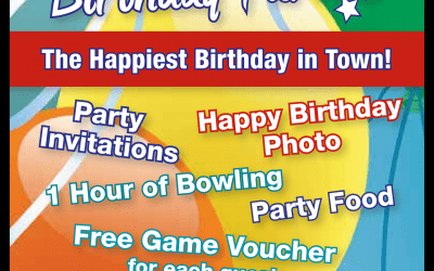 Chesterfield Bowl – kids party