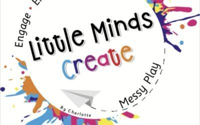 Little minds create messy play