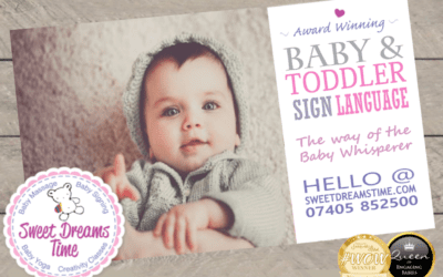 Baby Sign with Sweet Dreams Time (Denmark Hill)