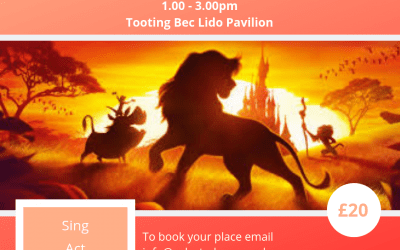 Lion King Dance Workshop