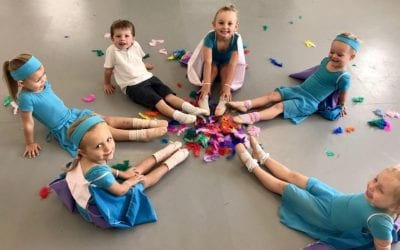 AK Tiptoes Baby Ballet and Tap