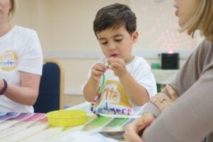 Arts and Crafts Toddlers Activities
