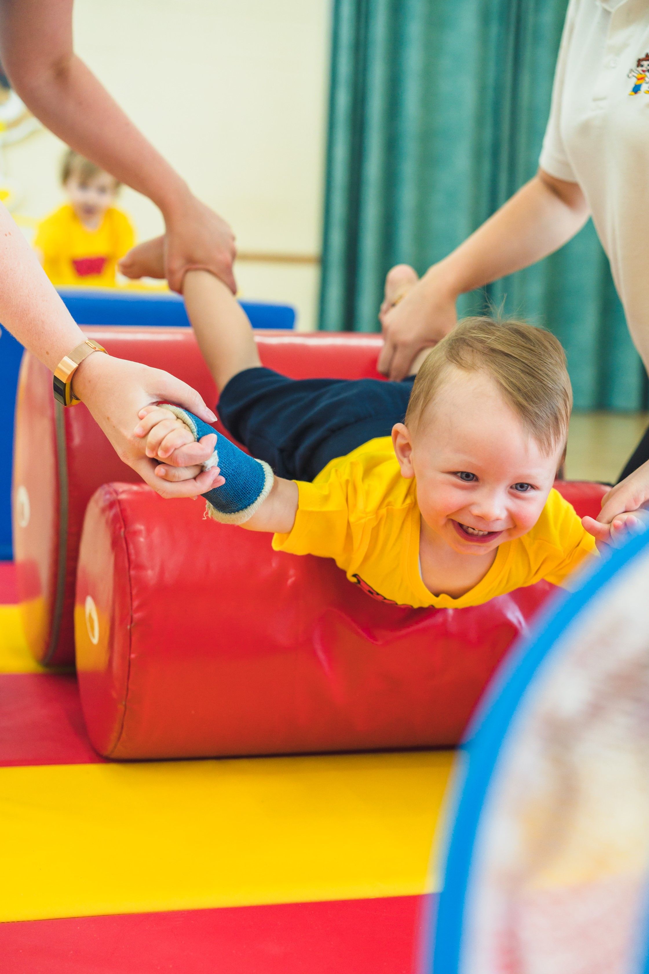 Tumble Tots: Walking – 2 years – Amersham