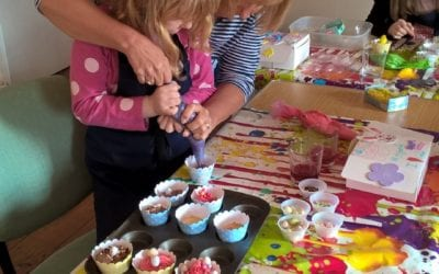 Sticky Fingers Cookery Parties – Welcome to Anne, our new Party Director