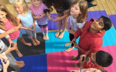 Calm Strong Minds – Mindfulness for Children