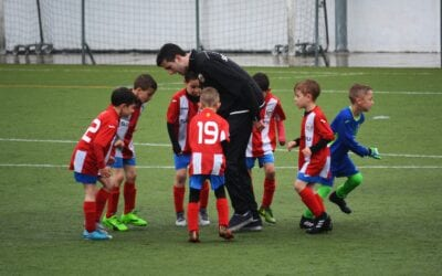 What to expect at your child's first football match