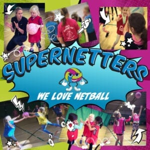 SuperNetters provides fun and energetic netball coaching sessions tailored for young girls