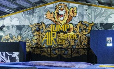 Our Day at Air Jump Trampoline Park in Orpington