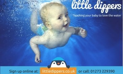 little dippers baby swimming